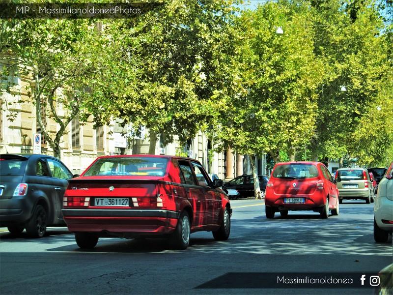 avvistamenti auto storiche - Pagina 35 Alfa-Romeo-75-Twin-Spark-2-0-148cv-90-VT361127-67-327-14-4-2018