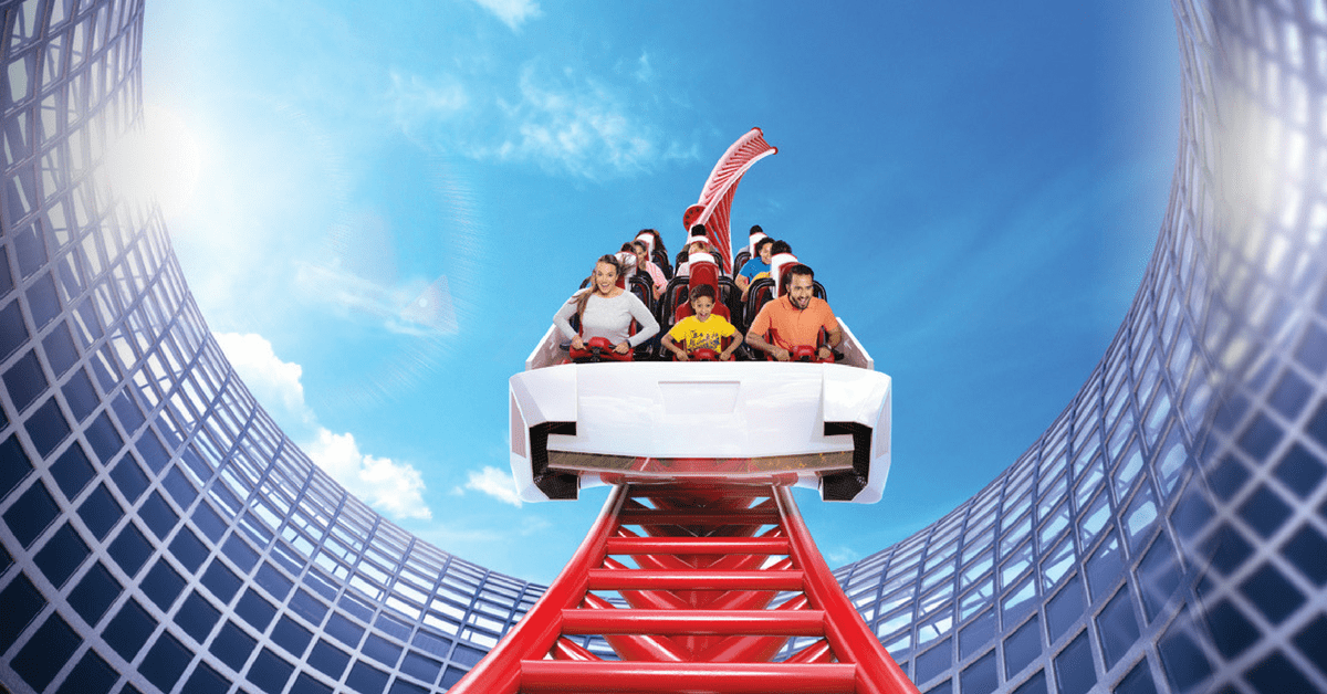 Ferrari World Premium Pass with Transfer