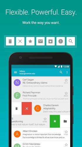 Aqua Mail Pro 1.11.0-581 Final Stable APK