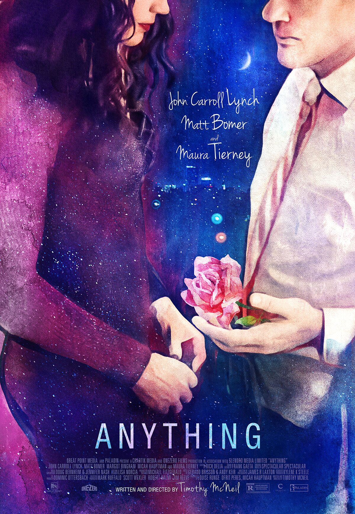 Anything one sheet preview
