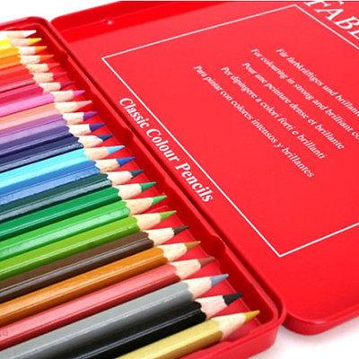 Faber Castell Kırmızı Kutu Watercolour Sulu Boya