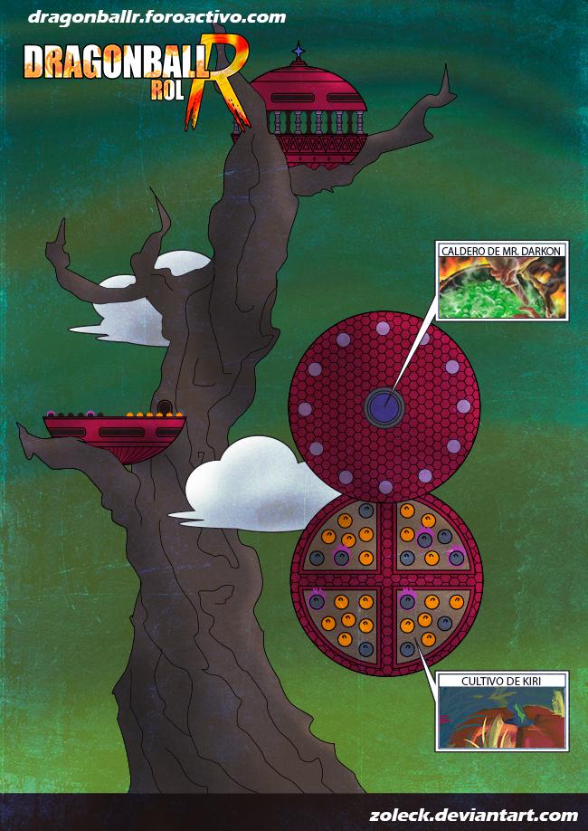 Capítulo 02B: Segunda planta y el misterioso Mr. Darkon [AC] [FIN] Arbol_Demoniaco