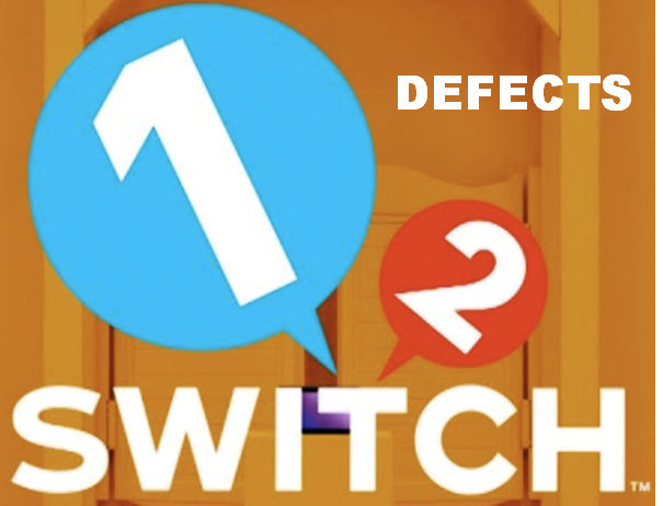 Switch Defect Categories