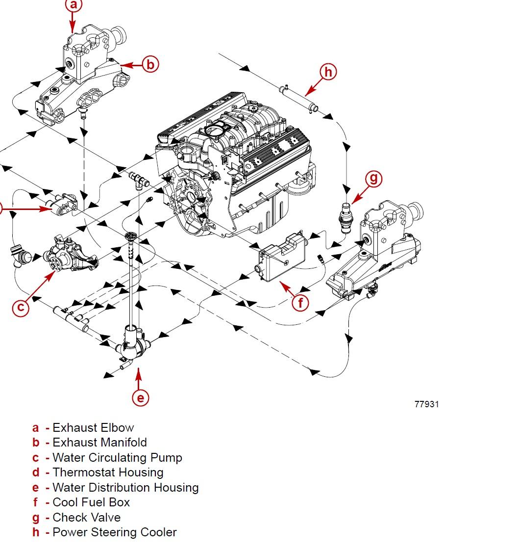 43 Mercruiser Drain Plugs Diagram