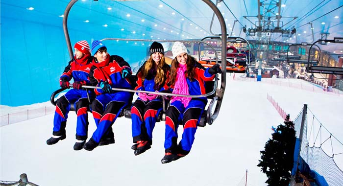 Dubai555: ski dubai tickets | Enjoy the snow and meet the penguins | Snow Classic | Polar Pass - Ski Dubai