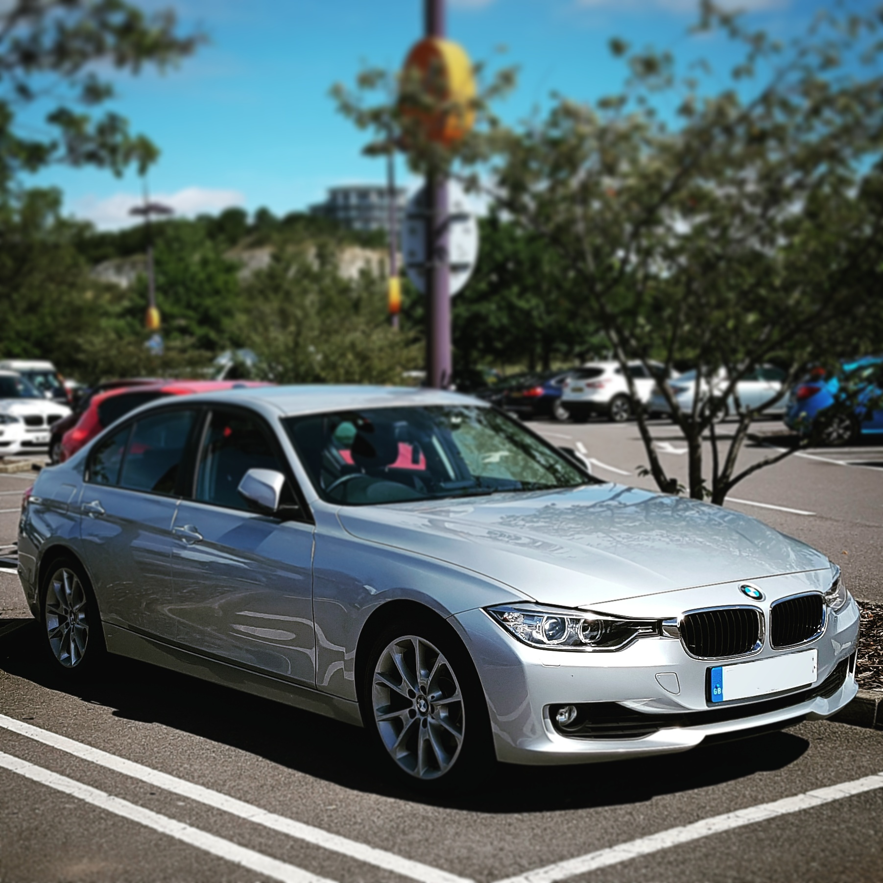 My Glacier Silver F30 320d, and my previous BMWs - Page 1 - Readers