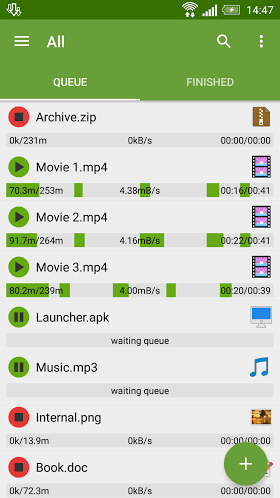 Advanced Download Manager (ADM) Pro 6.2.4 b61742 APK