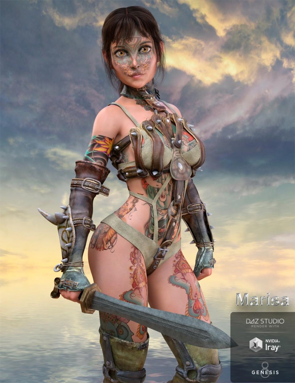 Marisa for Genesis 8 Female