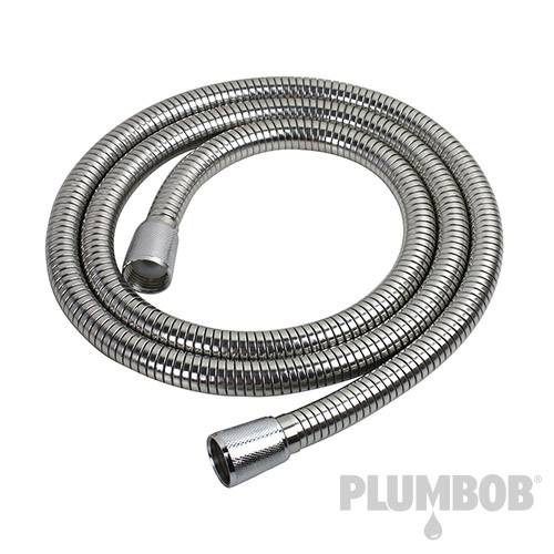 Plumbob Shower Head Hose Polished Stainless Steel 857700