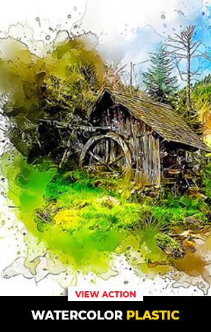 Mix Painting Photoshop Action - 11