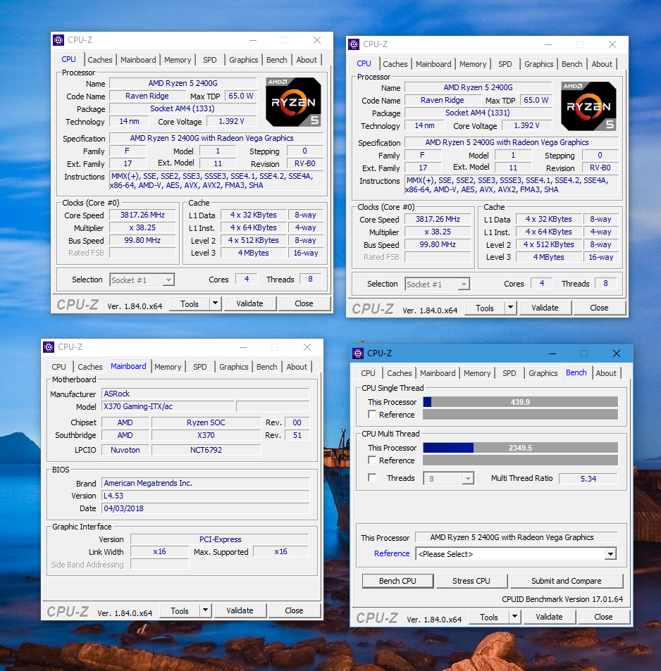 2400G @ 4175MHz opinions? - ASRock Forums - Page 1