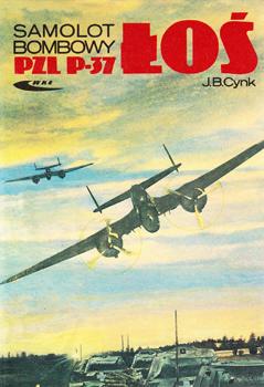 Samolot Bombowy PZL P-37 Los