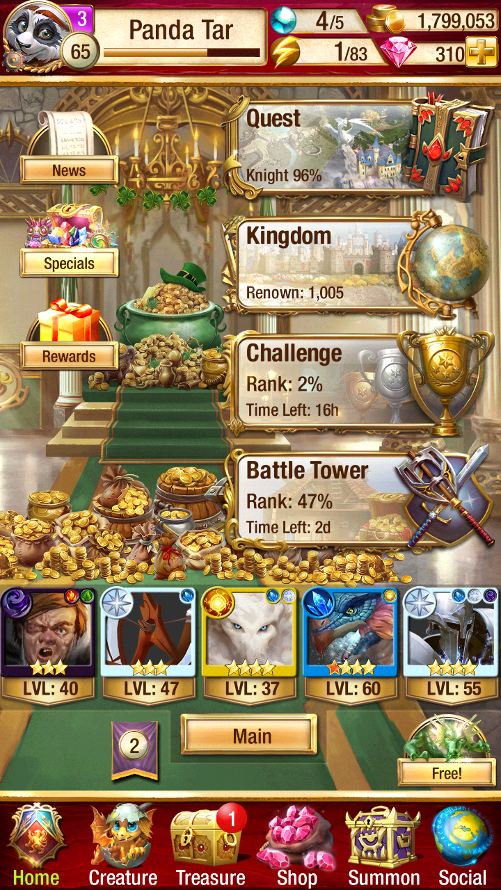Heroes Community Creature Quest Discussion Thread Now, which cloud should i ride? heroes community