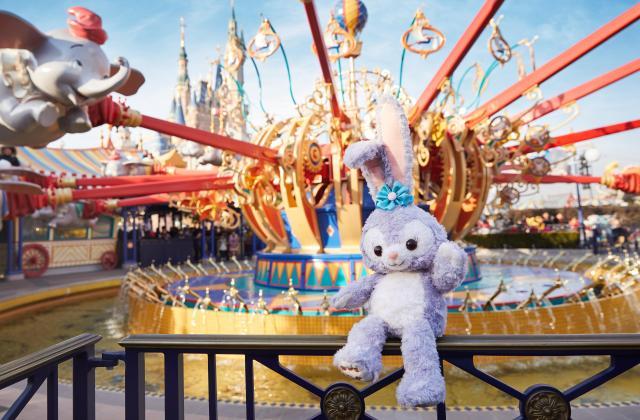 Shanghai Disneyland (2016) - Le Parc en général - Page 39 SDL13