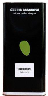Aceite de oliva Virgen Extra Siciliano, variedad Piricuddara