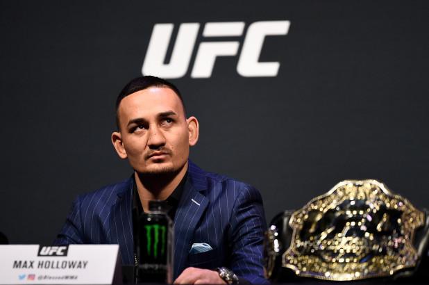 Max Holloway: Готов съм за битка, но не са ми изпращали договор за UFC 231