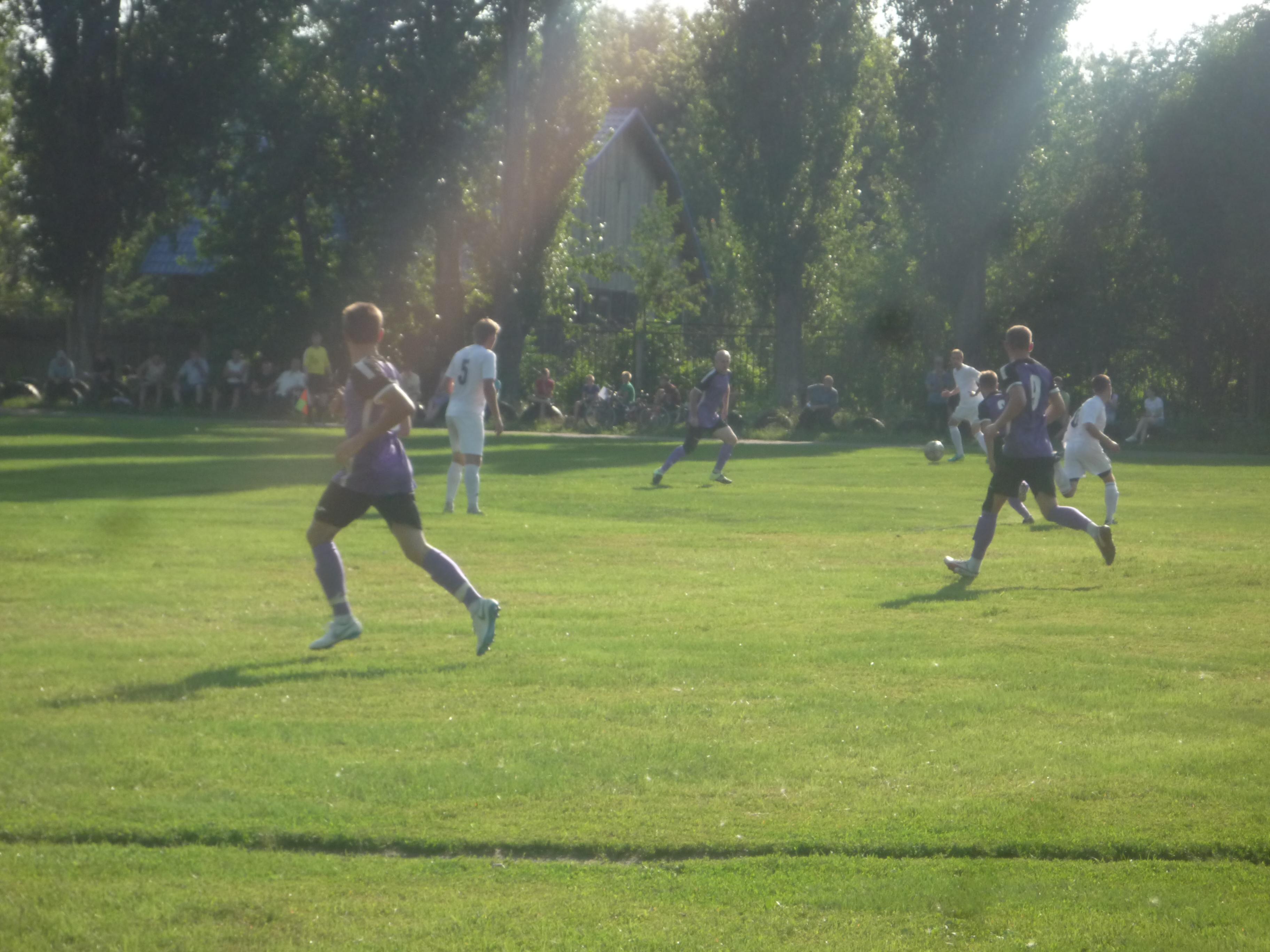Изображение из альбома Футбол. Чемпионат области. Седьмой тур 28.07.2018.