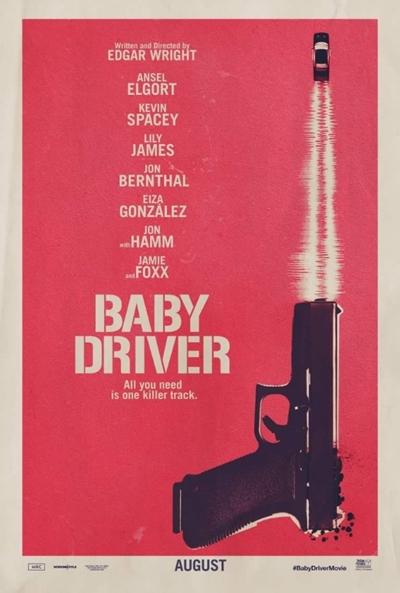 Baby Driver [2017] NTSC DVDR YG