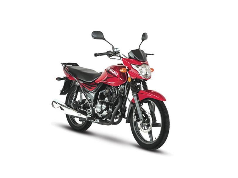 Suzuki GR150 2018