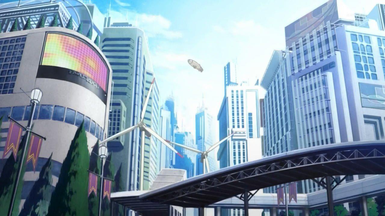 District 15 : Carrousel et ritournelles [feat Iza, Ounchet & Coco] To_aru_majutsu_no_index_4151