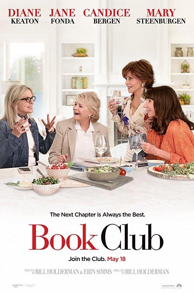Book Club (2018) BluRay 720p 850MB