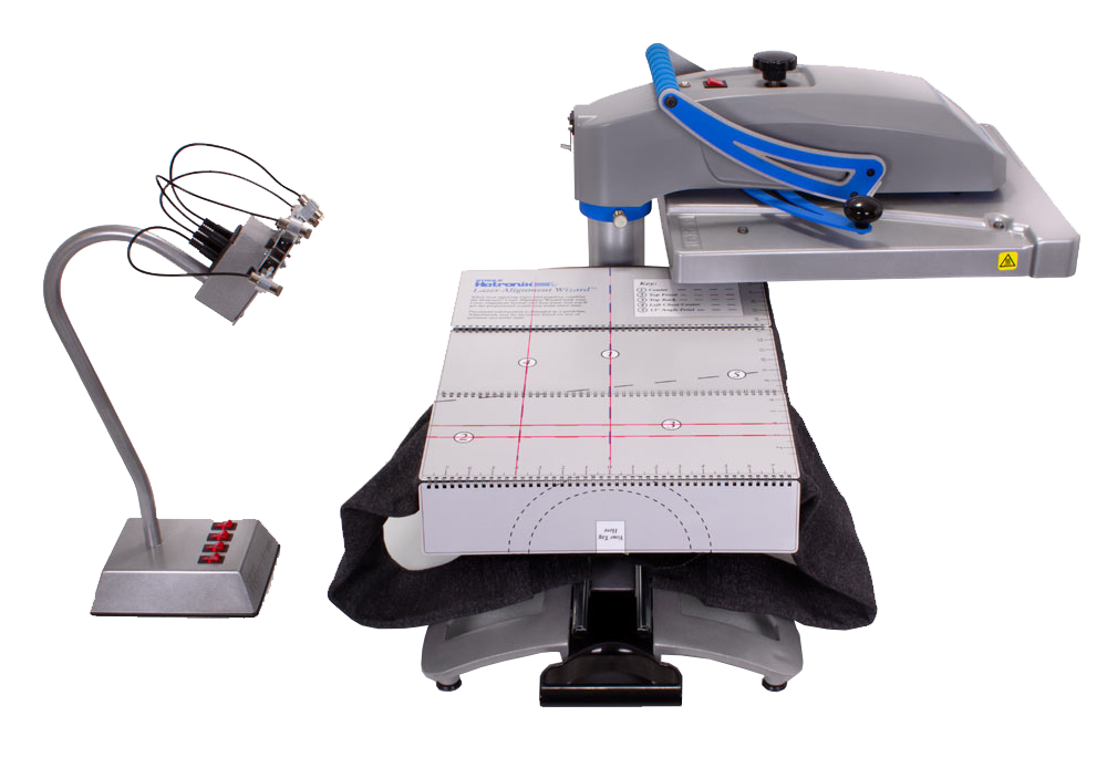 Stahls Hotronix Heat Press Laser Alignment System Kit 3