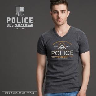 Áo Thun Thái Police, Áo Thun Body Thái Lan Cao Cấp - 7