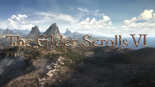 Bethesda's Parent Company Recently Filed For A Trademark Which May Be The Title Of THE ELDER SCROLLS VI