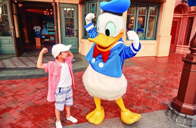 Shanghai Disneyland (2016) - Le Parc en général - Page 40 W857