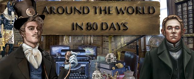 Hidden Object Adventure: Around the World in 80 Days [Final]