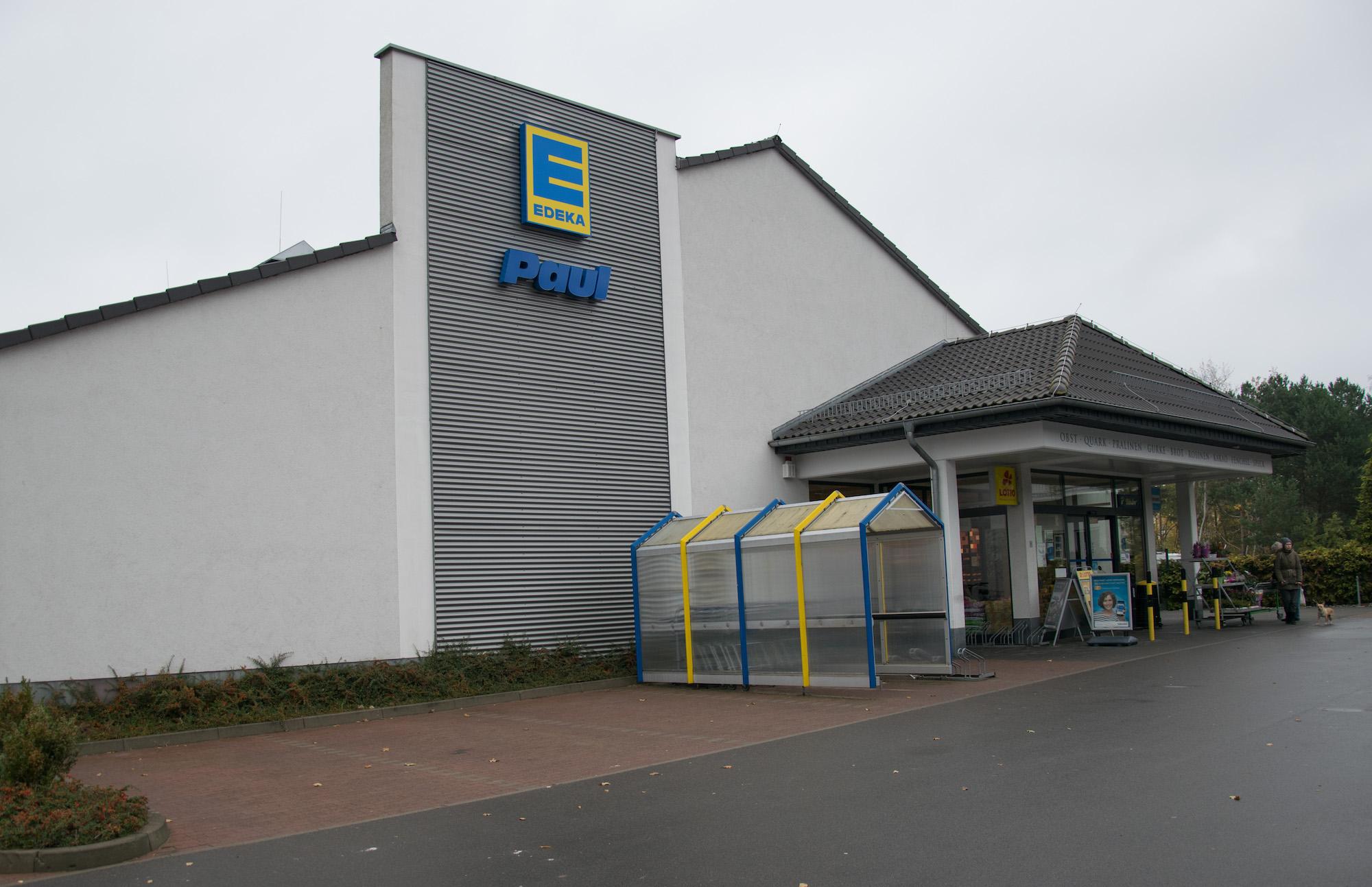 Edeka in Karlshagen