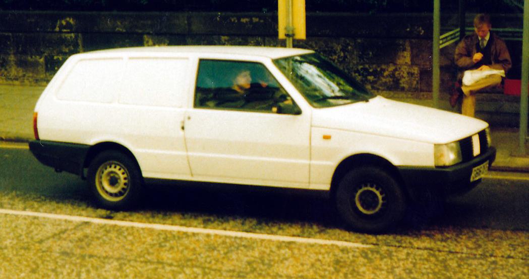 Mezzi Abbandonati - Pagina 5 Fiat-Citivan-in-1993