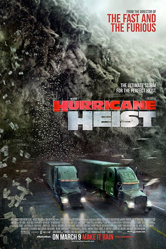 The Hurricane Heist 2018 HDCAM ENG X264-CPG