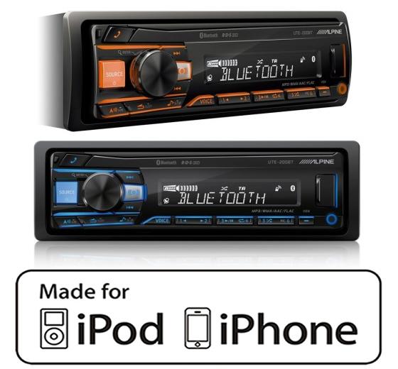BMW Mini r50 01-06 1-din Autoradio Bluetooth iPhone Android Façade Radio