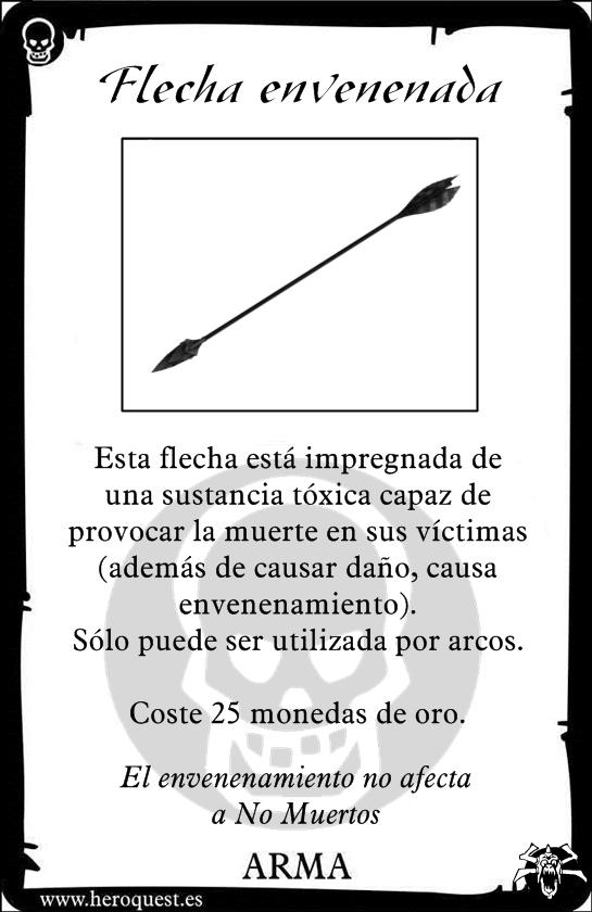 1 Flecha Envenenada