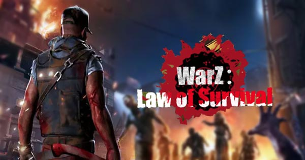 WarZ: Law of Survival v2.0.1 Apk + Data Mod [Money] Android