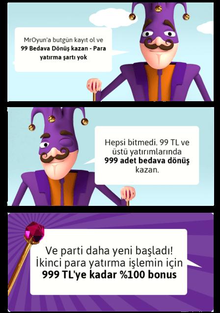 MROyun Bedava Freespin