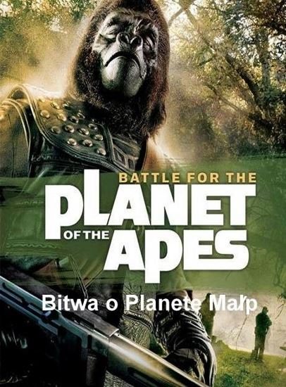 Bitwa o Planetę Małp / Battle for the Planet of the Apes (1973) PL.BRRip.XviD-GR4PE | Lektor PL
