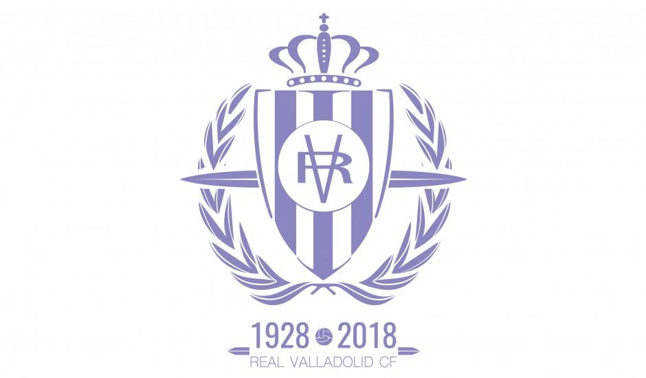 El Real Valladolid cumple 90 años 9642n_logo_90_aniversario