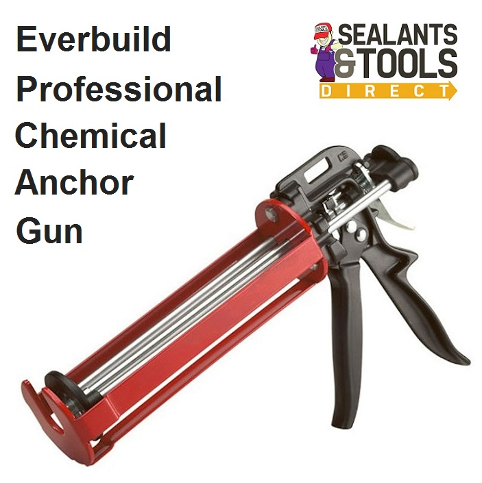 Everbuild Chemical Anchor Anchorset Gun ANCHGUN