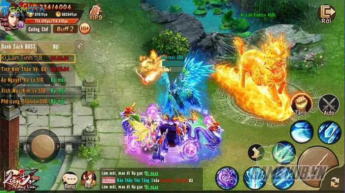 Kiếm Đạo Phong Vân chơi trội với hàng nghìn giftcode nhân dịp Big Update - ảnh 5