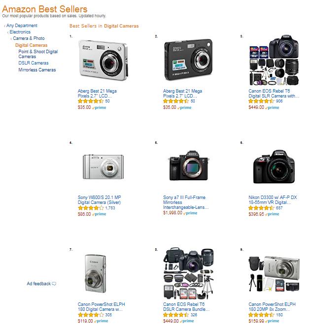 amazon page 1