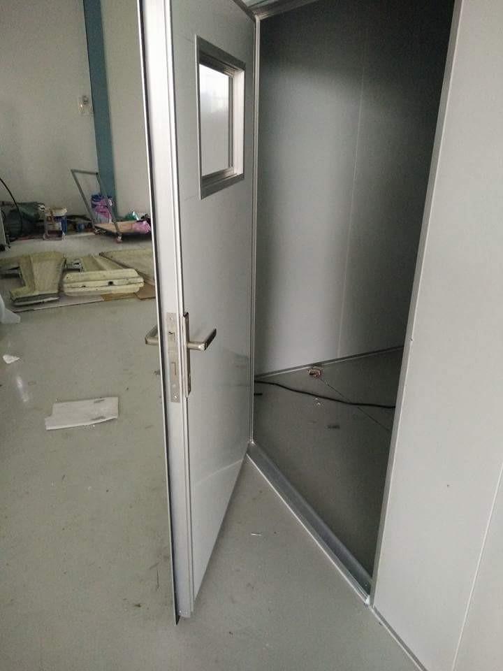thi công phòng lạnh