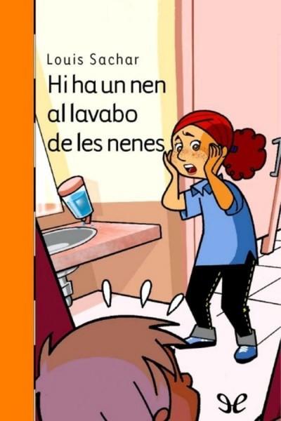 Hi ha un nen al lavabo de les nenes