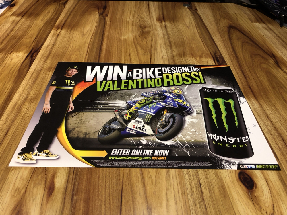MOTOGP GRAND PRIX RACE EVENT POSTERS 3