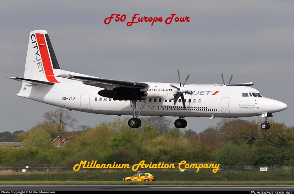F50 Europe Tour