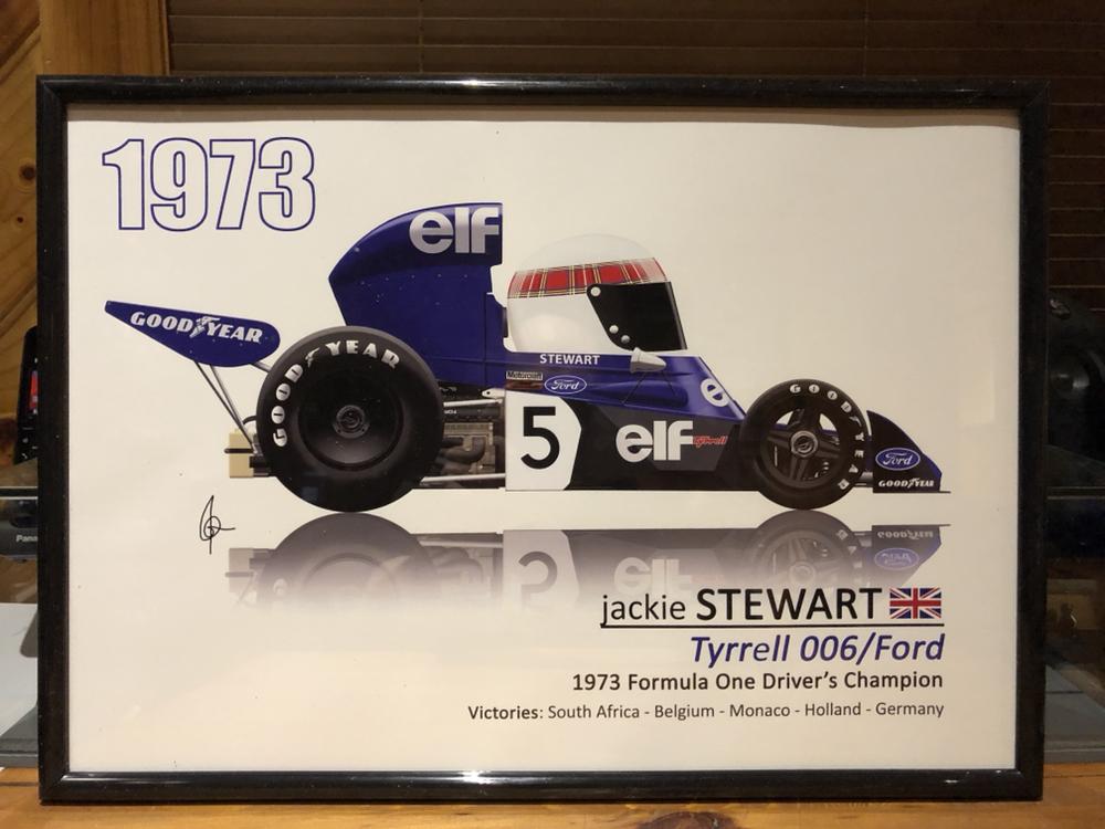 f1 toonz formula 1 grand prix car picture jackie stewart tyrrell