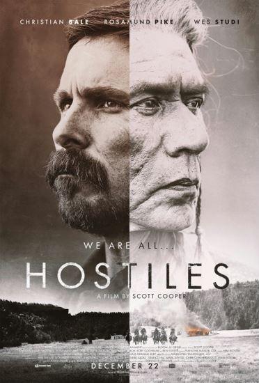 Wrogowie / Hostiles (2017) PL.BDRip.XviD-KiT | Lektor PL