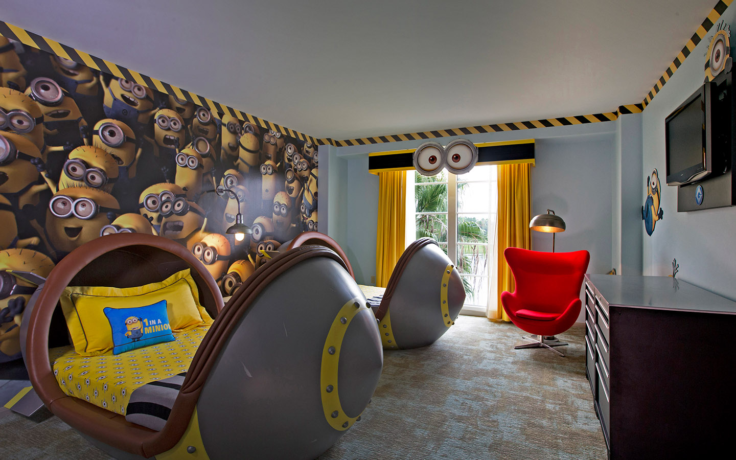 Despicable Me Suite at Universal Orlando