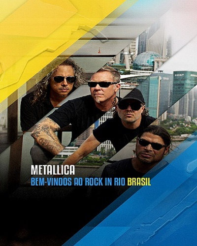 Metallica - Live at Rock in Rio 2015 (2015) [HDTV 1080i]
